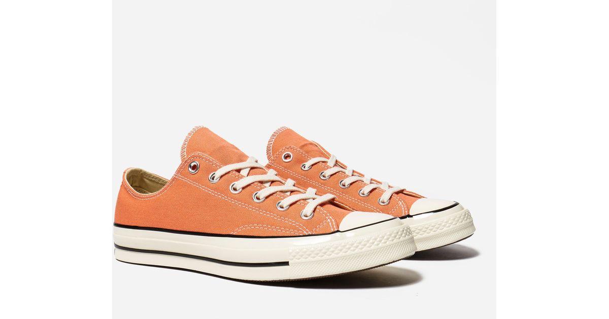 Converse Chuck Taylor 1970 Ox in Orange