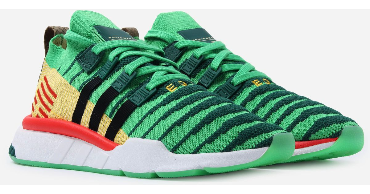 adidas dragon groen