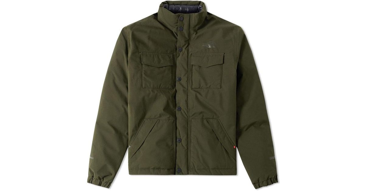 6b177ba1f The North Face Red Label Hoodoo Jacket Rosin Green for men