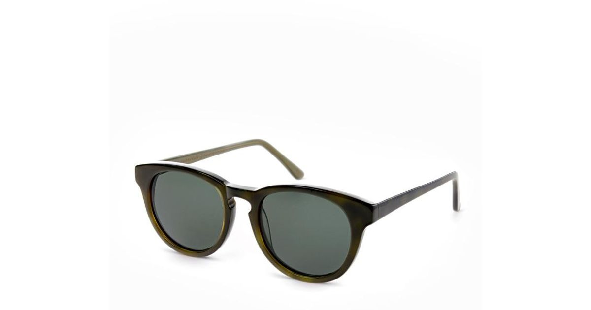 873b8c444ae Lyst - Han Kjobenhavn Sunglasses Timeless Mash