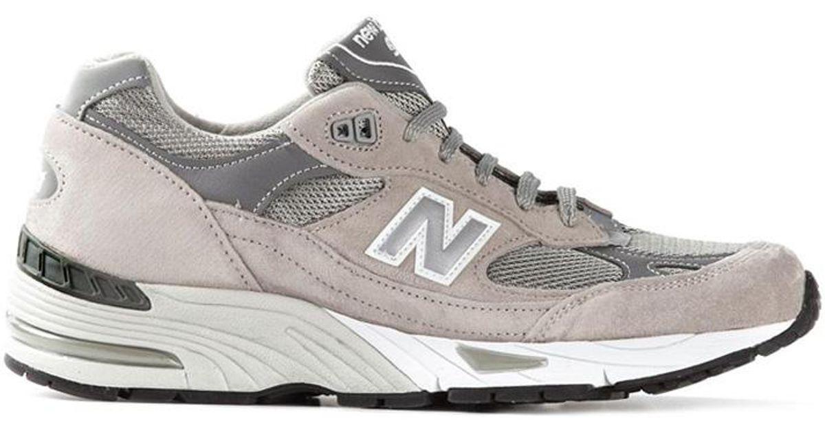 mieux aimé ba225 ebb14 New Balance Gray 991 Grey for men