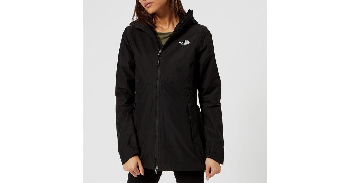 8381ef7b7 The North Face Black Hikesteller Parka Shell Jacket