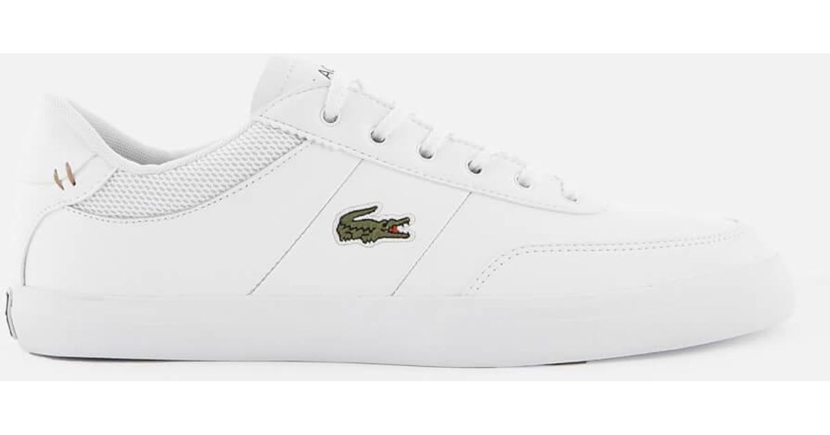 Lacoste Court Master 118 2 Leather