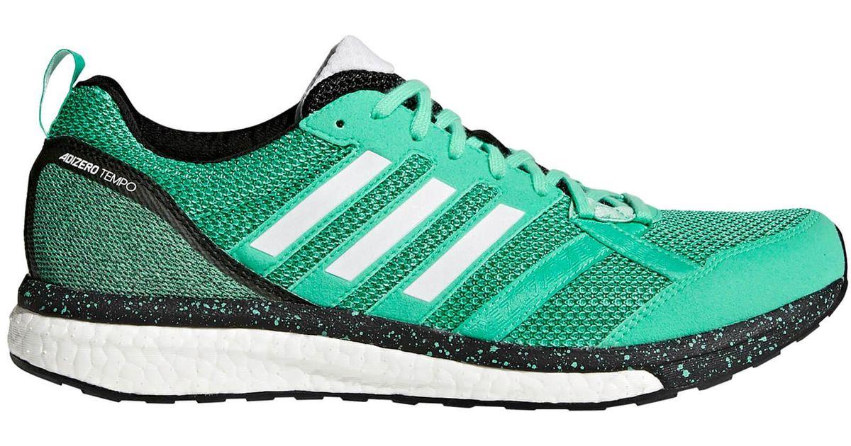 9 Running Adidas Green Shoes Tempo For Men Adizero M OPukXTZi
