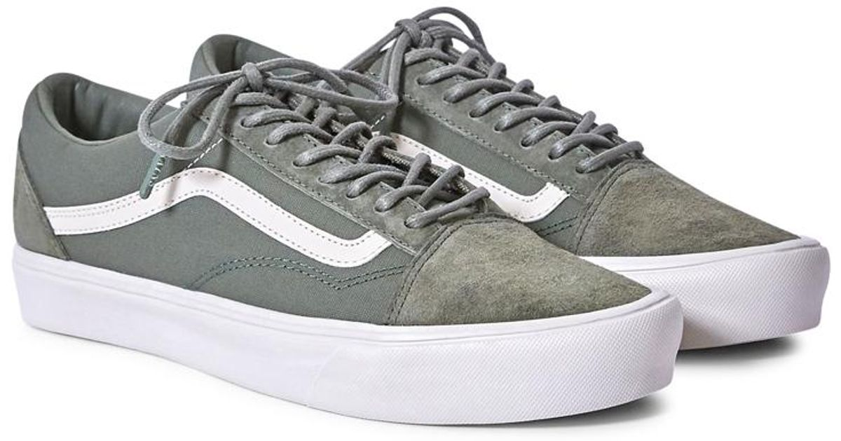 971e602bd8 Lyst - Vans X Rains Old Skool Trainers Lite Grey in Gray for Men