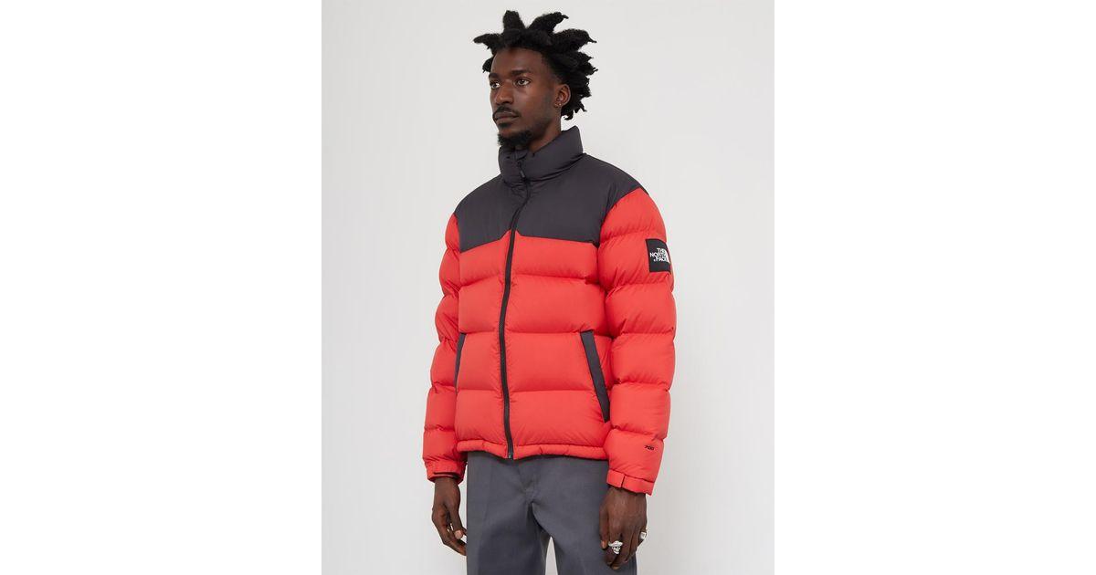 8440d4822 The North Face - Black Label 1992 Nuptse Jacket Red for Men - Lyst