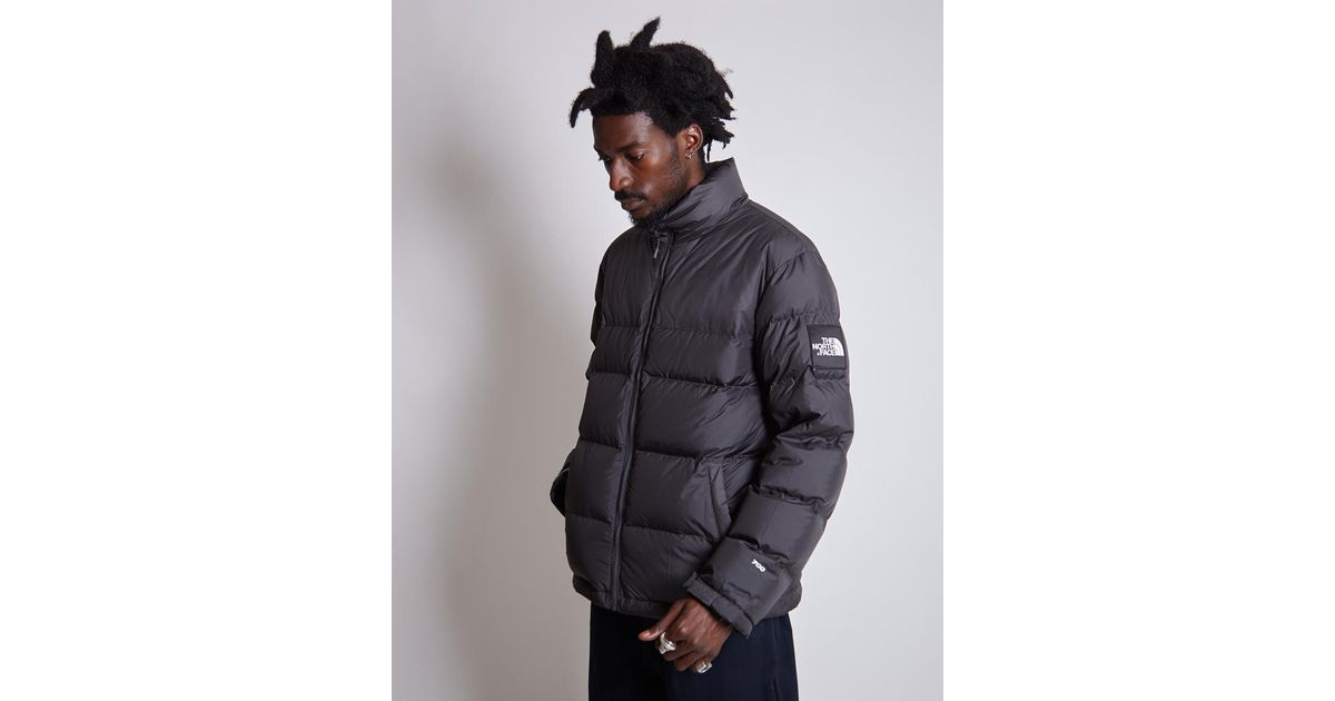 ... cheap the north face black label 1992 nuptse jacket grey in gray for men  lyst ca867 90fa2c11e