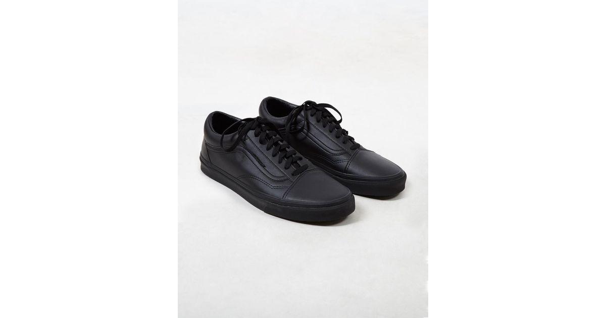 f645ec91be Lyst - Vans Old Skool Trainers in Black for Men