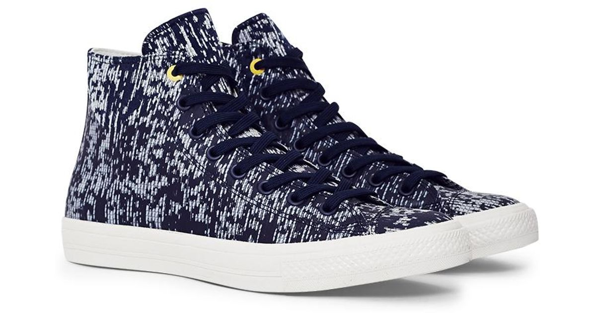 Navy Men Chuck Brown Taylor Translucent Ii For Converse Star Lyst All Rubber wOXiuTZPk