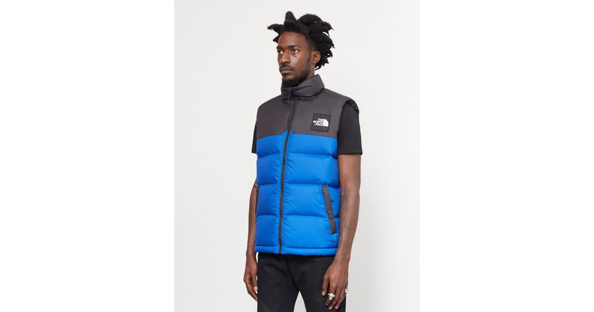 99939377c spain the north face black label 1992 nuptse jacket red at the idle ...