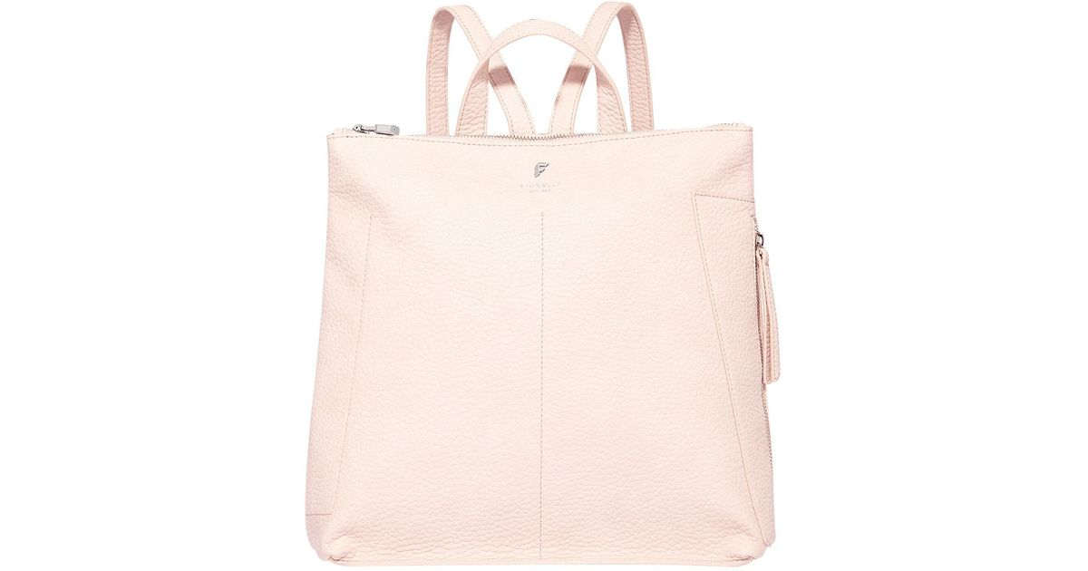 Fiorelli Finley Backpack in Pink - Lyst