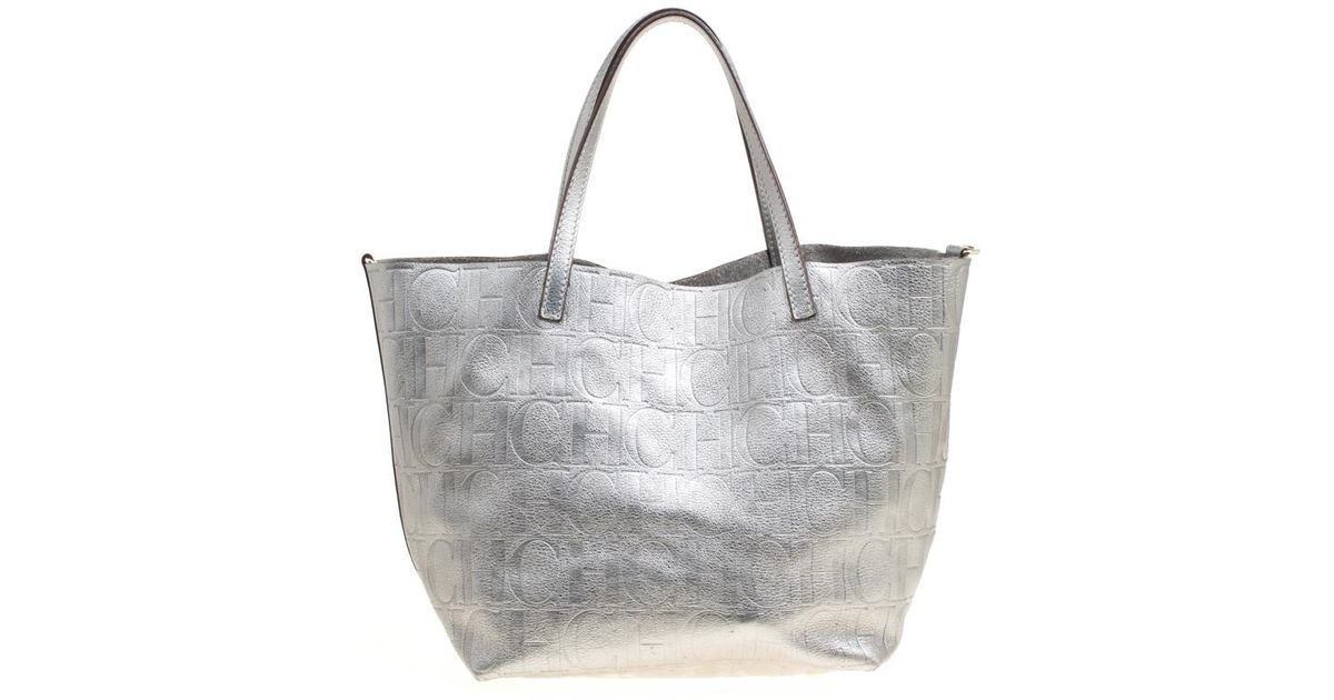 Buy Carolina Herrera Tote Bag Up To 63 Off Free Shipping