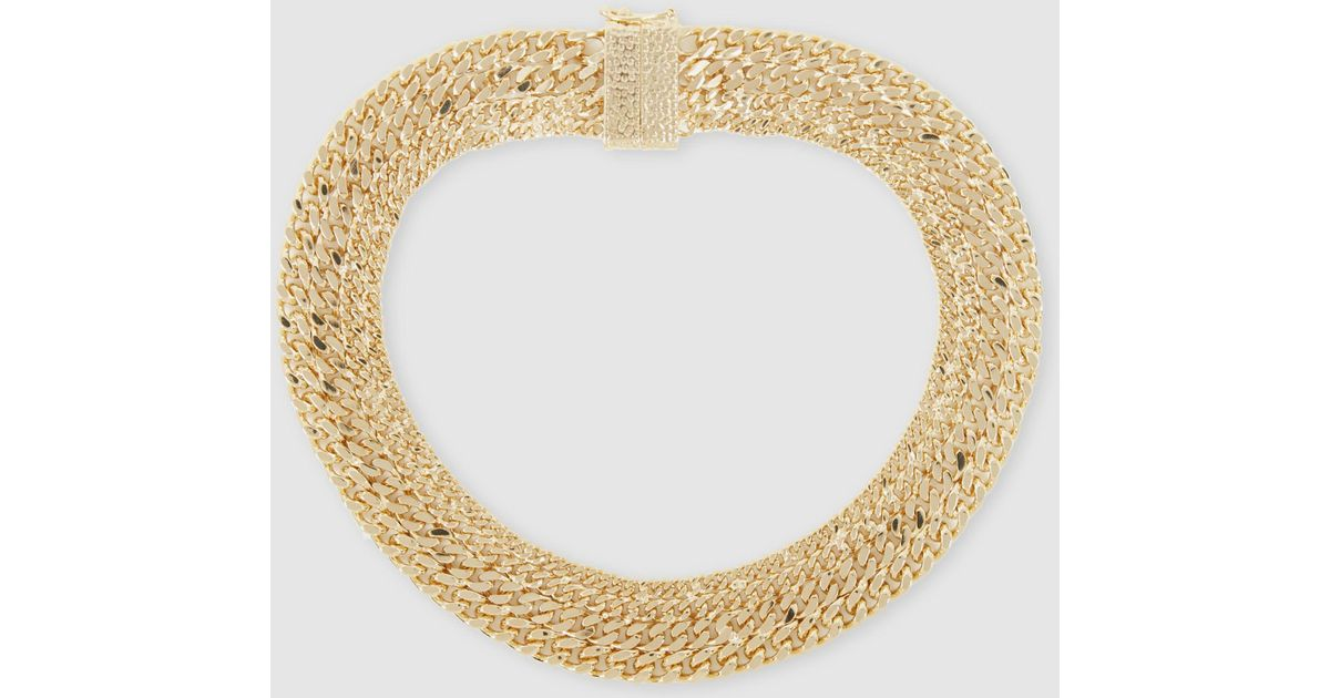 Rosantica Regina Gold-Tone Necklace pNOQspsfNH