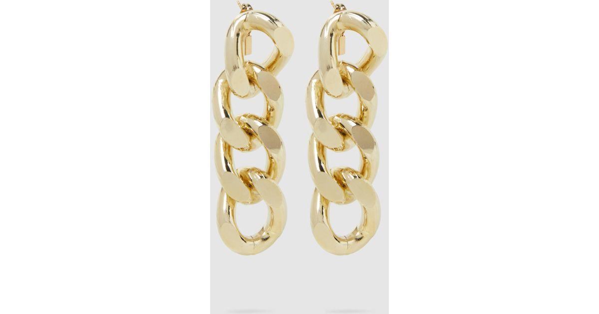 Rosantica Fortuna Gold-Tone Earrings x2hXewKgti