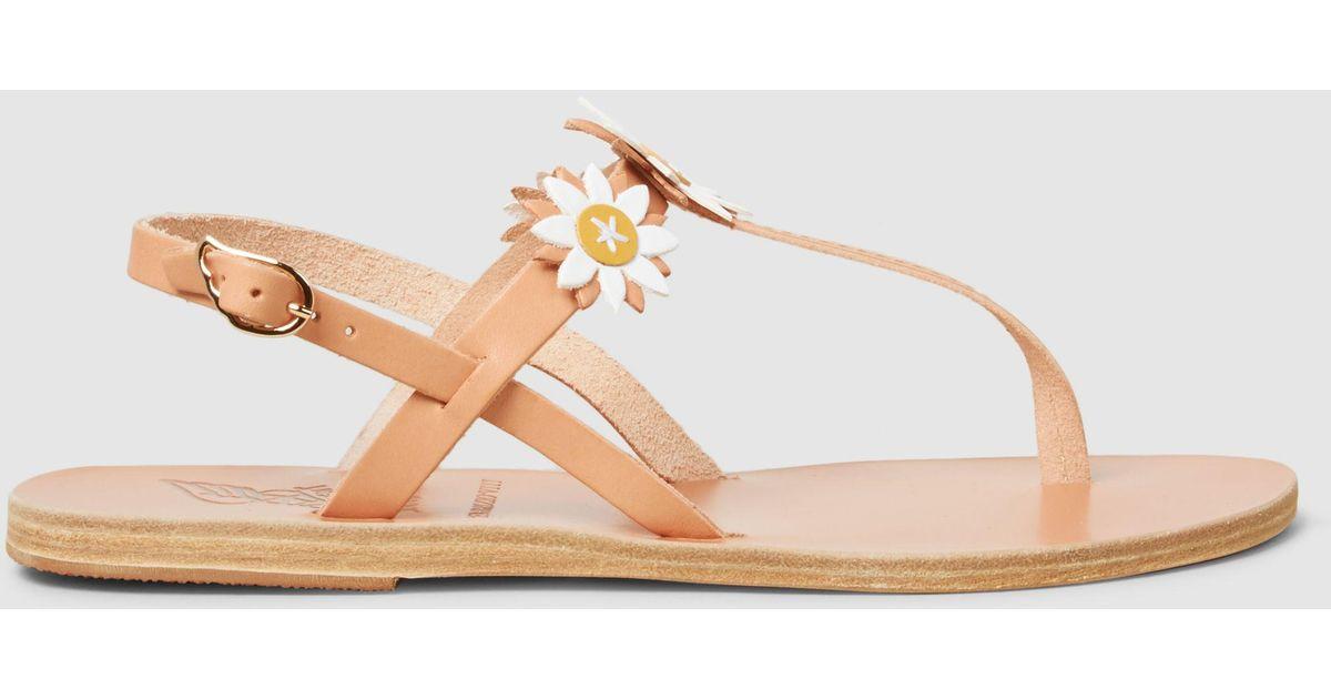 Sylvie Vachetta Leather Sandals Ancient Greek Sandals N6ewsdHs80