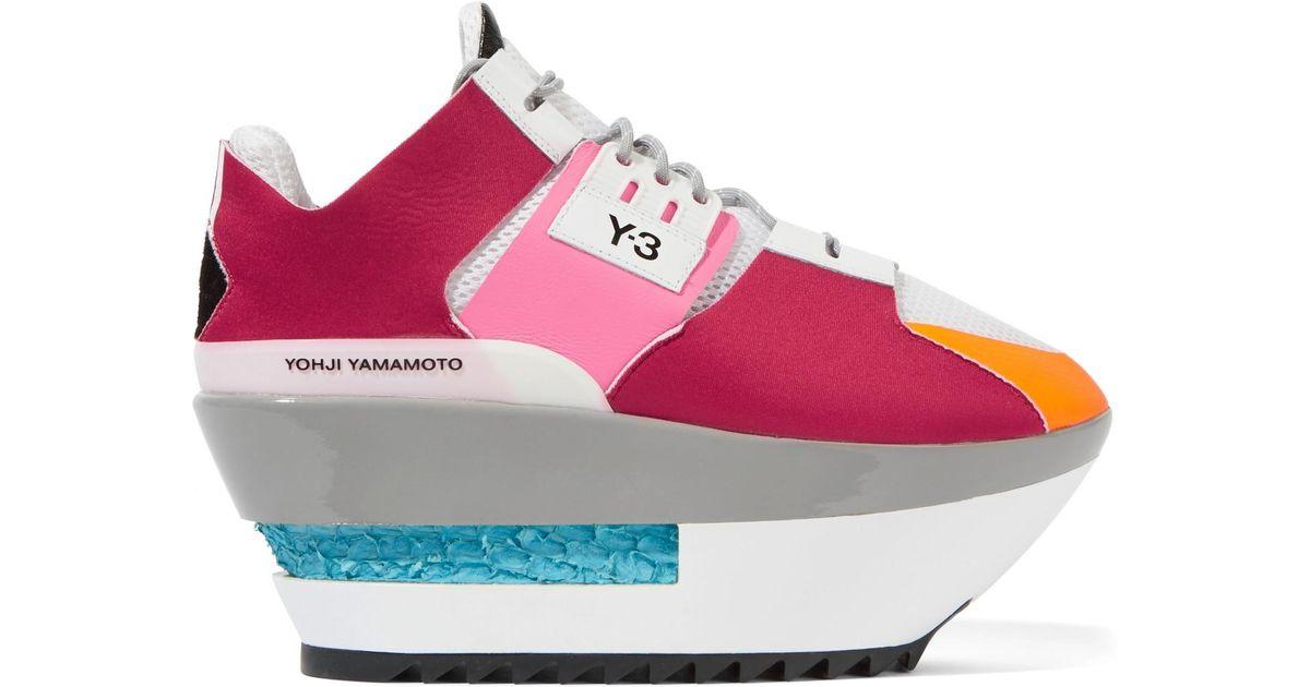 Adidas Originals Kyura Paneled Mesh