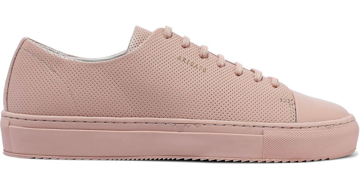 Axel Arigato Perforated Leather