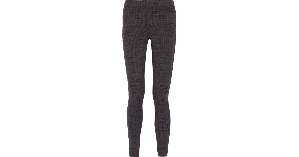 Stretch-Jersey Leggings Splendid WQ1C4