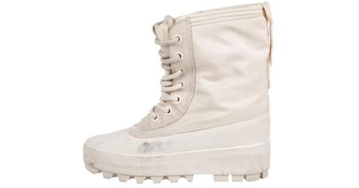 6ed0531827278 Lyst - Yeezy 950 Season 1 Boots Neutrals in Natural