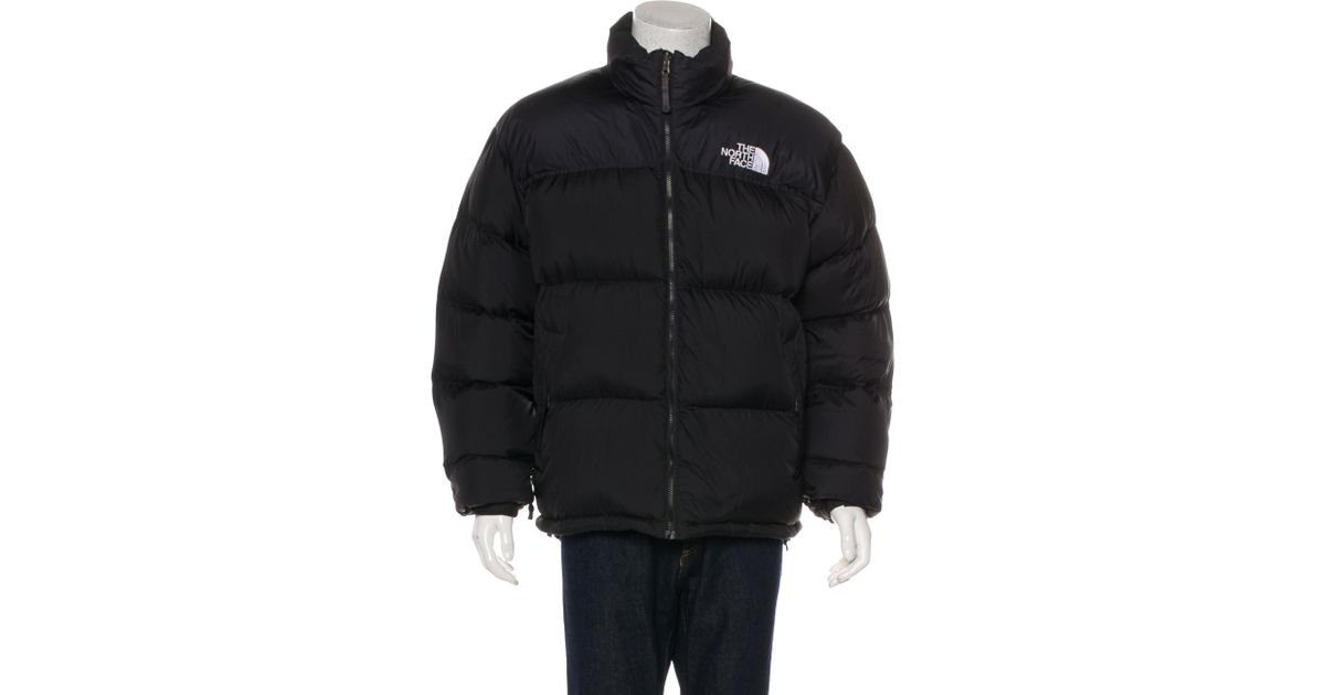 6684a099cdcf Lyst - The North Face 700 Quilted Down Jacket in Black for Men