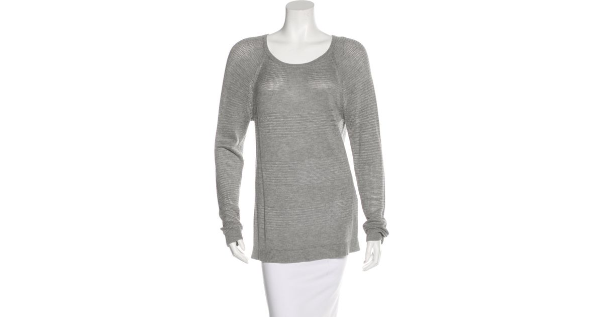Womens Eyelet Side Seam Jumper Simply Be