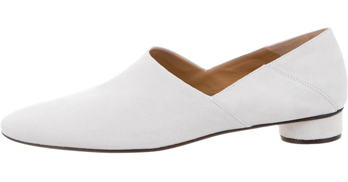 sale 2014 unisex cheap outlet The Row Noelle Round-Toe Loafers w/ Tags pay with visa sale online free shipping real OiNo7TJX