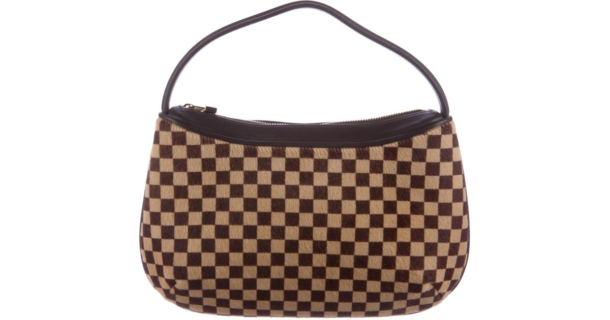 15a993c4f873 Lyst - Louis Vuitton Damier Sauvage Tigre Bag Brown in Natural