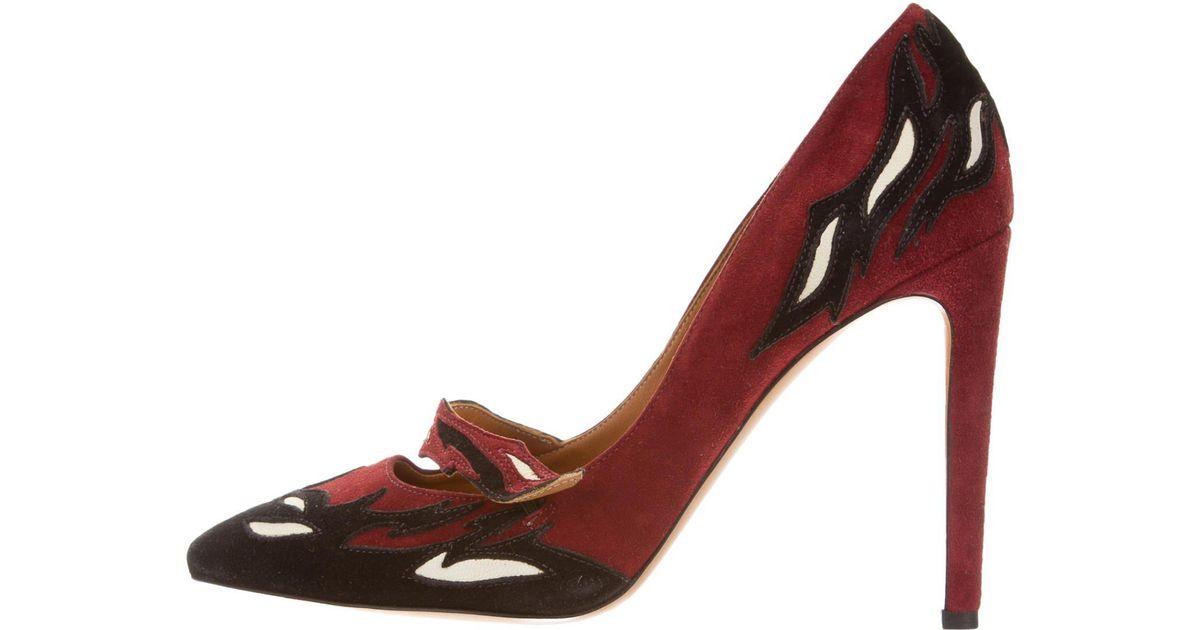 Pre-owned - Kylie heels Isabel Marant n6cK7BrM5n