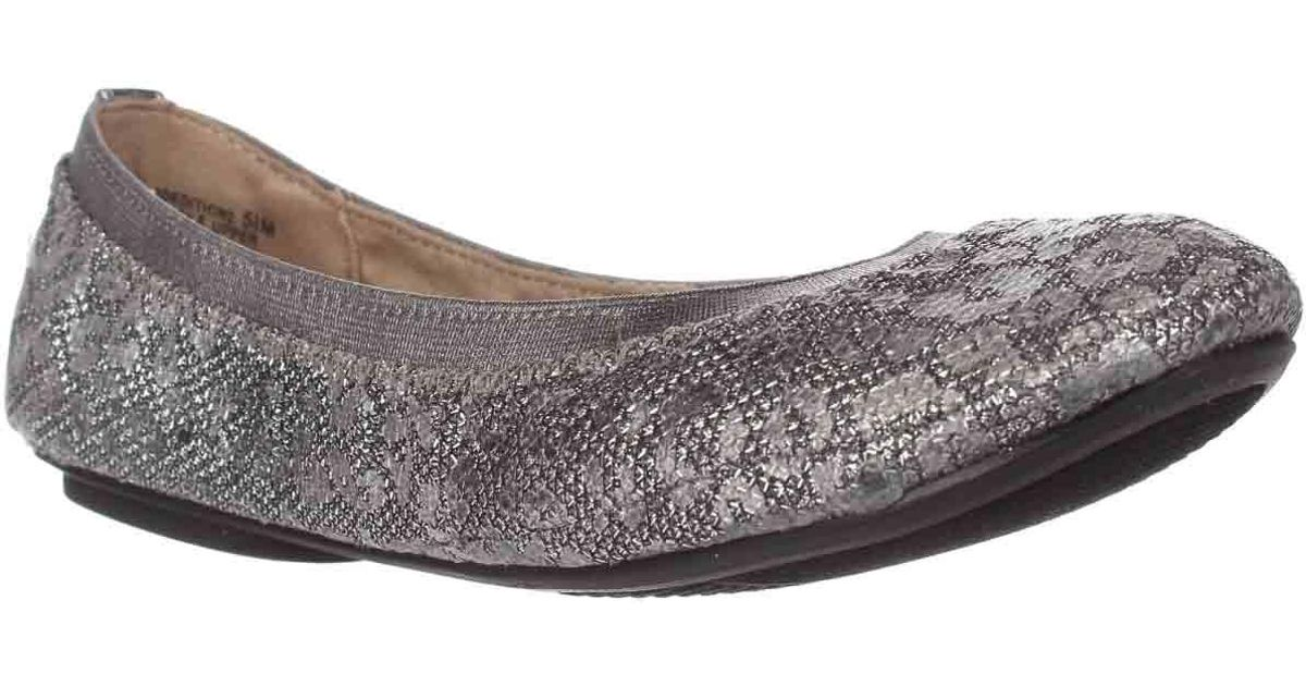 1a53abef2d57 Lyst - Bandolino Edition Ballet Flats in Gray