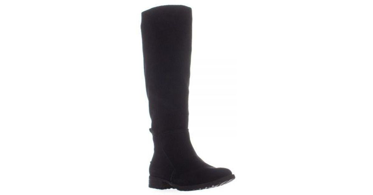 85ab4f9f259 Lyst - UGG Leigh Knee High Boots in Black