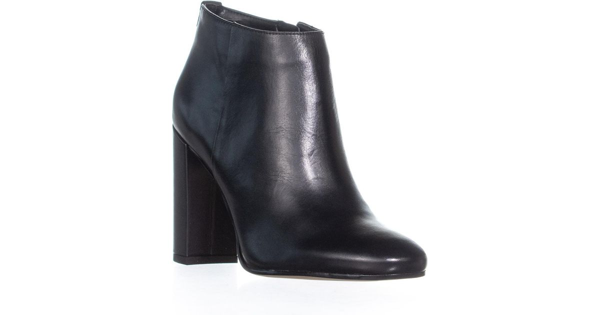 bd346d0631644 Sam Edelman Cambell Ankle Booties in Black - Lyst