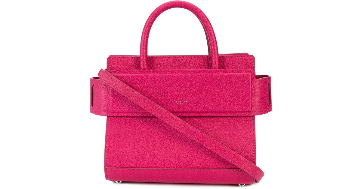 55edb2f30787 Lyst - Givenchy Horizon Mini Bag