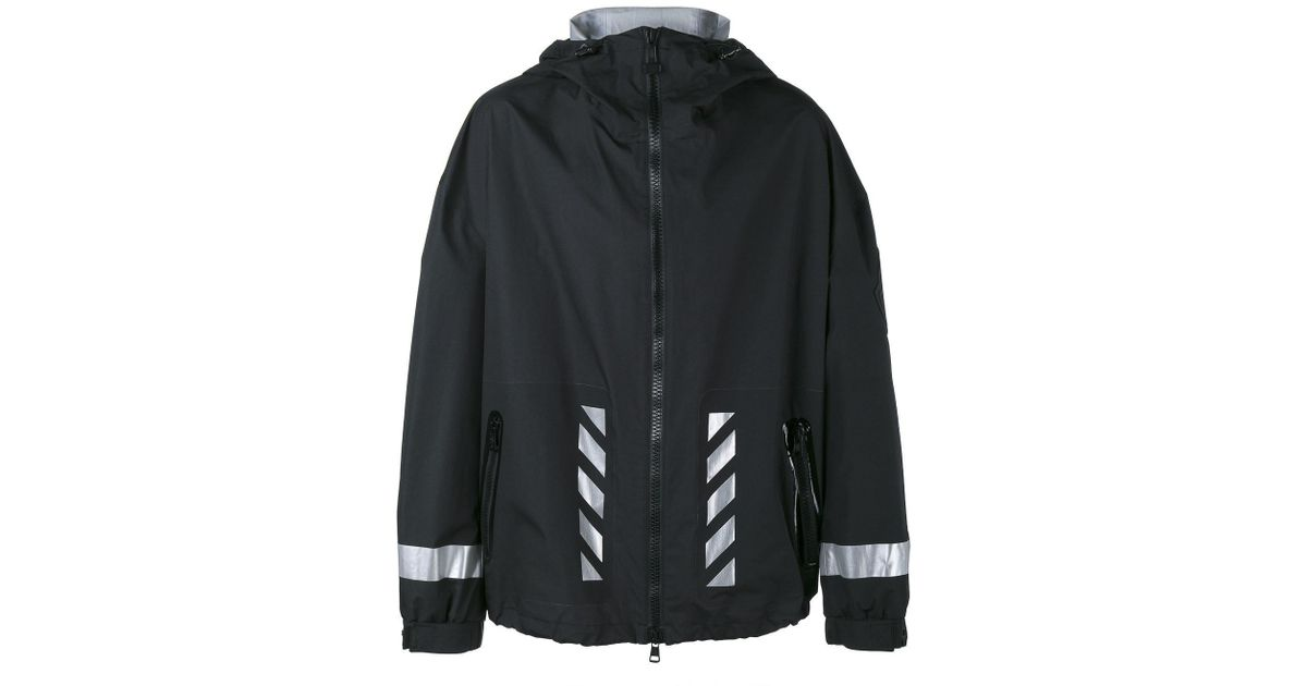 moncler off white coat