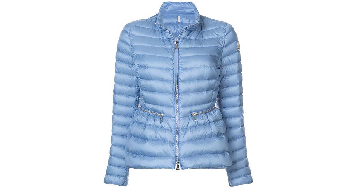 aeb99973e Moncler Blue Agate Giubbotto Jacket