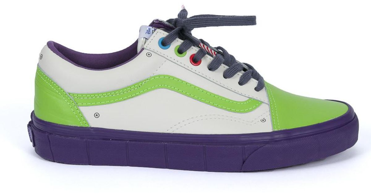 vans toy story shoes buzz lightyear