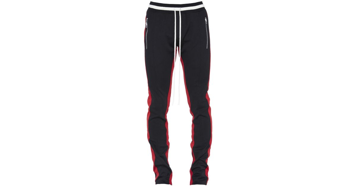 7772d3df141ee1 Fear Of God Double Striped Track Pant in Blue for Men - Lyst