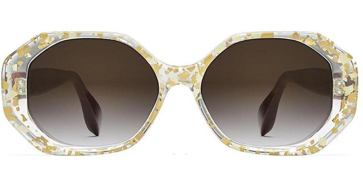 27de9902c5 Lyst - Rosie Assoulin X Morgenthal Frederics Gobstopper Sunglasses - Save  49.90654205607477%