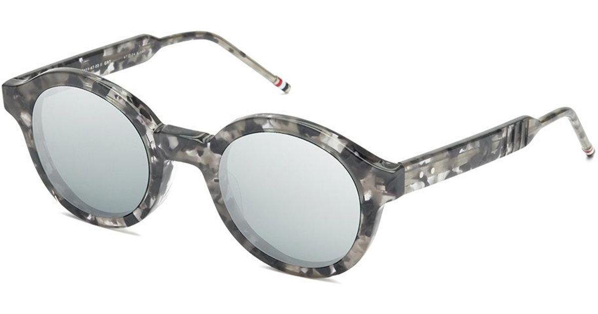 Grey Tortoise Sunglasses Thom Browne GNokuNdpJ