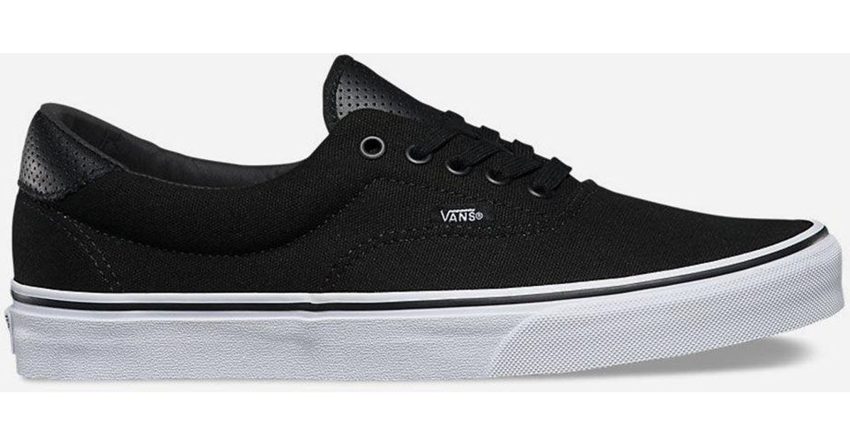 a4de1daf07 Lyst - Vans C p Era 59 Authentic Shoes in Black for Men