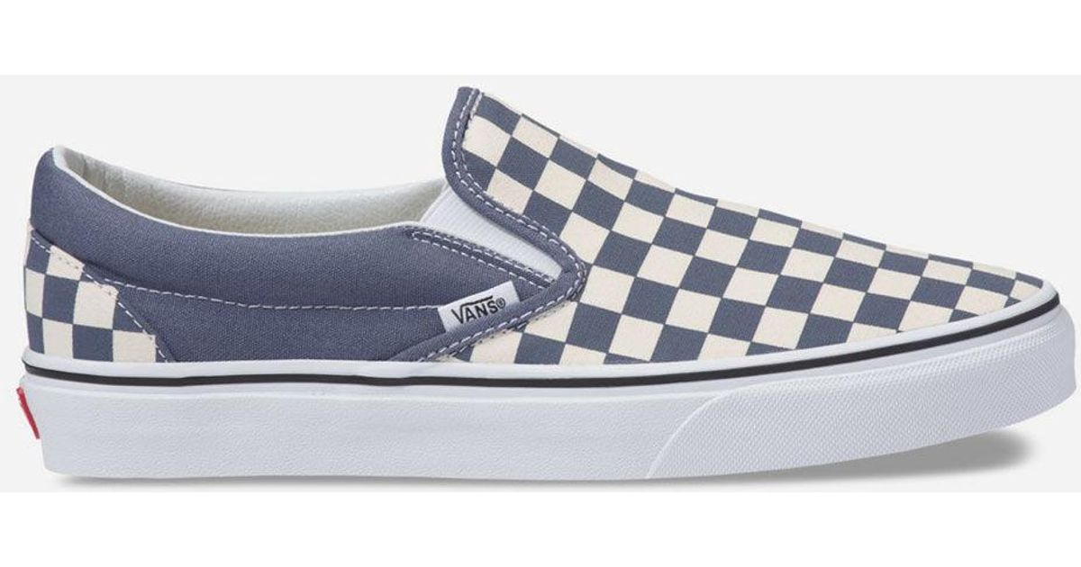 Get - grisaille checkerboard vans - OFF