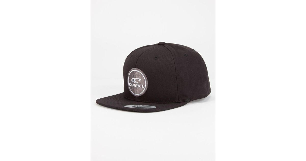 dc95e4e236931 Lyst - O Neill Sportswear Podium Mens Snapback Hat in Black for Men