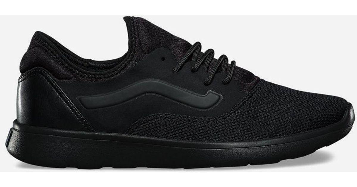 Lyst - Vans Staple Iso Route Mens Shoes in Black for Men 91cb02a91766