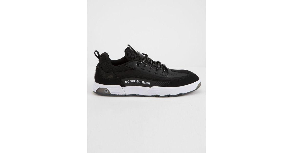 9beae6edd5 Lyst - DC Shoes Legacy 98 Slim Se Mens Shoes in Black for Men