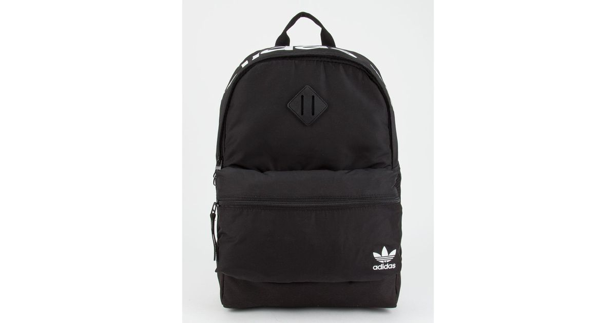 57ada5d33e Lyst - adidas National Backpack in Black for Men