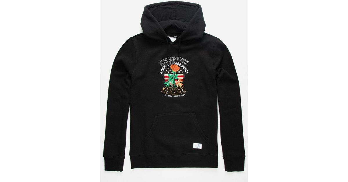 Huf Ambush Anorak Jacket Camo MSRP $90
