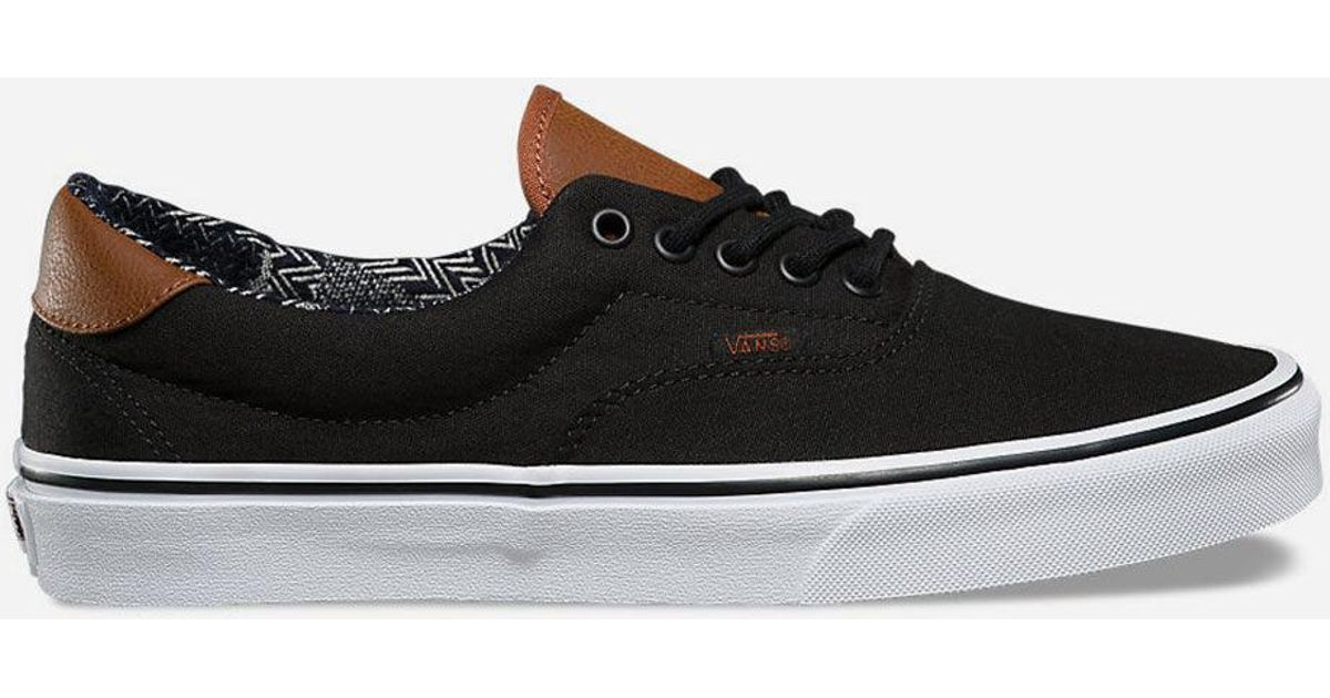 a1474616ec Lyst - Vans C l Era 59 Mens Shoes in Black for Men