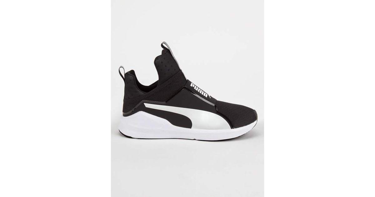 For Lyst Core Puma Womens Shoes Black Men Fierce IvYy7gbf6m