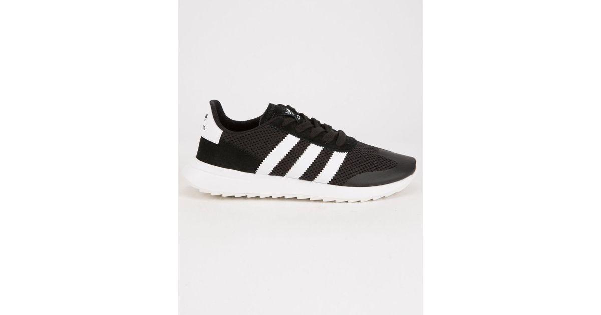 61b34498c0d Adidas - Black Flashback Womens Shoes - Lyst