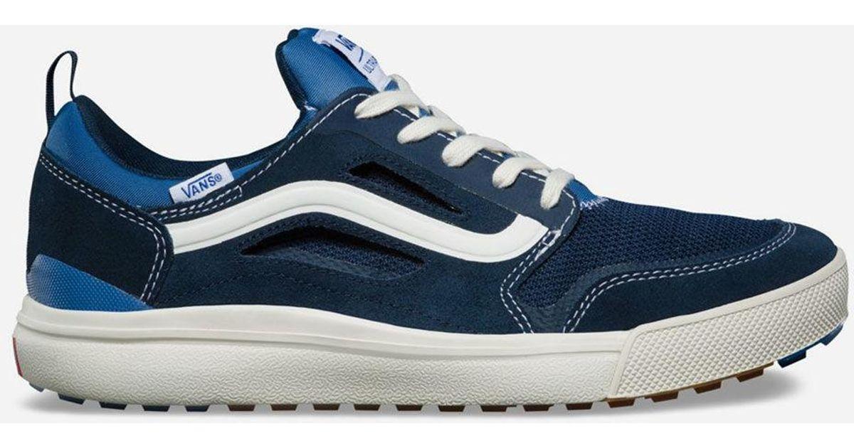 13691e07b1d Lyst - Vans Ultrarange 3d Shoes in Blue for Men