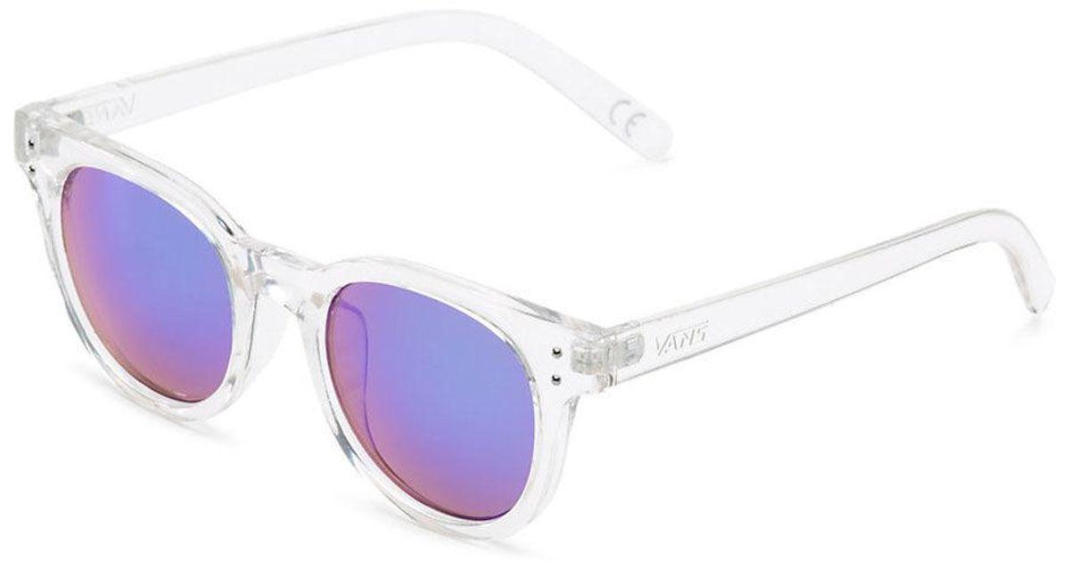 00517632e3 Lyst - Vans Welborn Sunglasses for Men